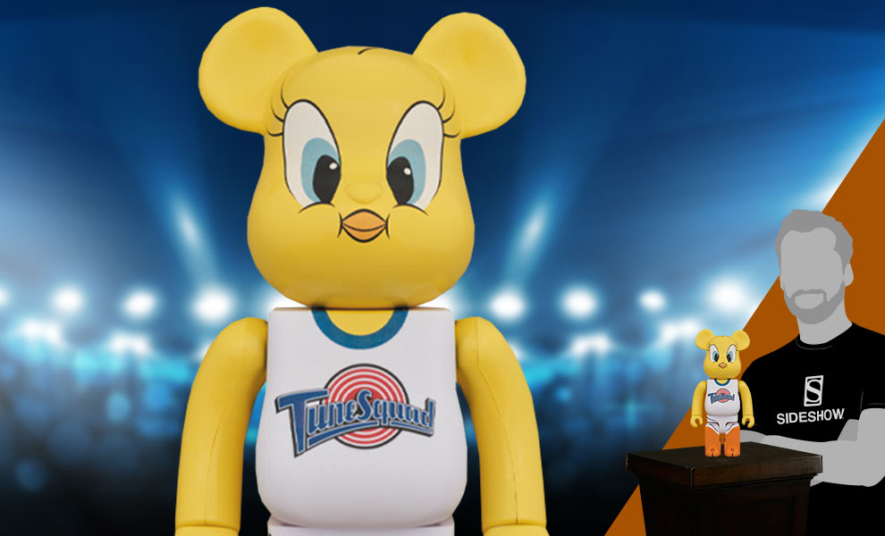 Gallery Feature Image of Be@rbrick Tweety 400% Figure Figure - Click to open image gallery