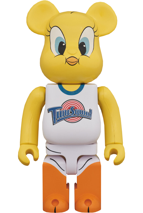 Medicom Toy Be@rbrick Tweety 400% Figure Figure