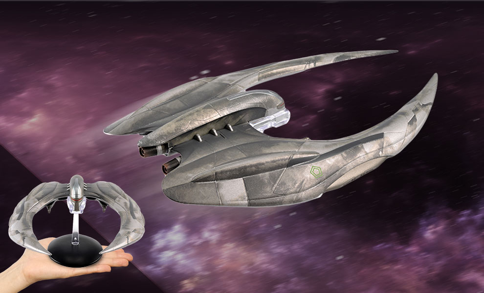 Gallery Feature Image of Cylon Raider Model - Click to open image gallery