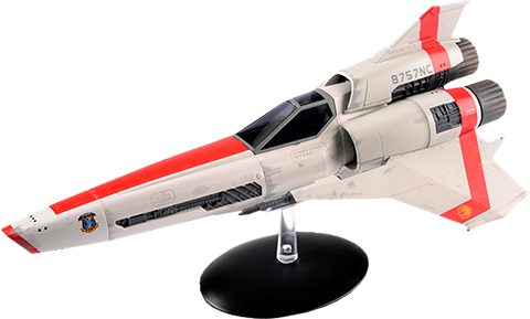 Eaglemoss Viper Mark II Model