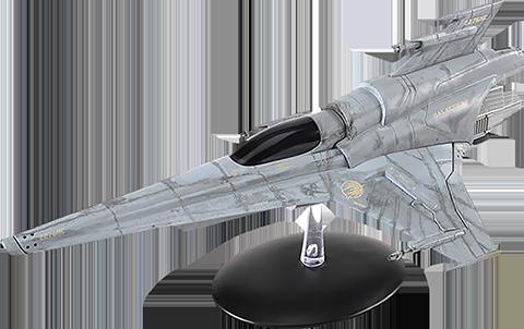 Eaglemoss Viper Mark VII Model