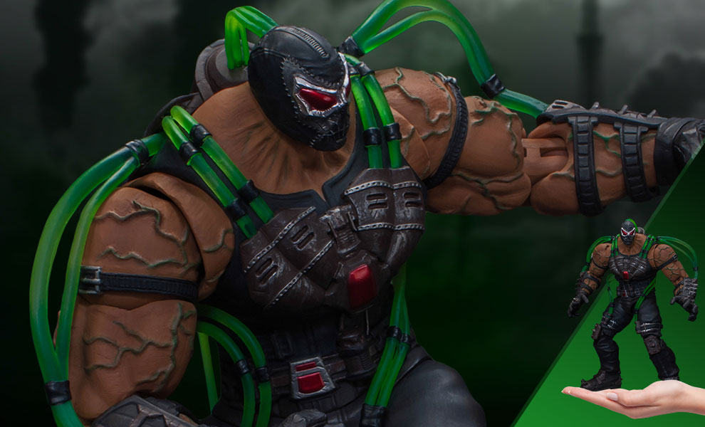 Gallery Feature Image of Bane Action Figure - Click to open image gallery