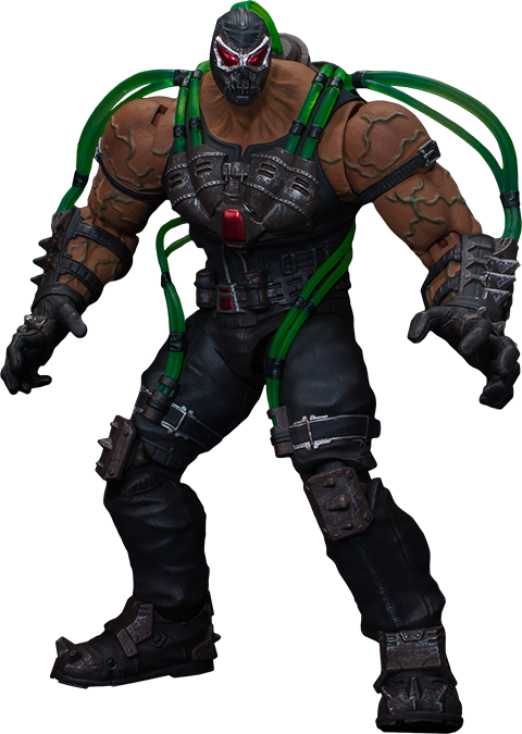 Storm Collectibles Bane Action Figure