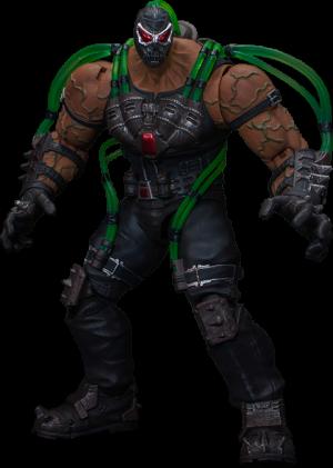 Bane Action Figure