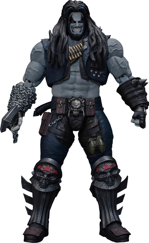 Storm Collectibles Lobo Action Figure