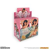 Gallery Image of Bettie Page Deluxe Ultra-Premium Trading Cards Collectible Set