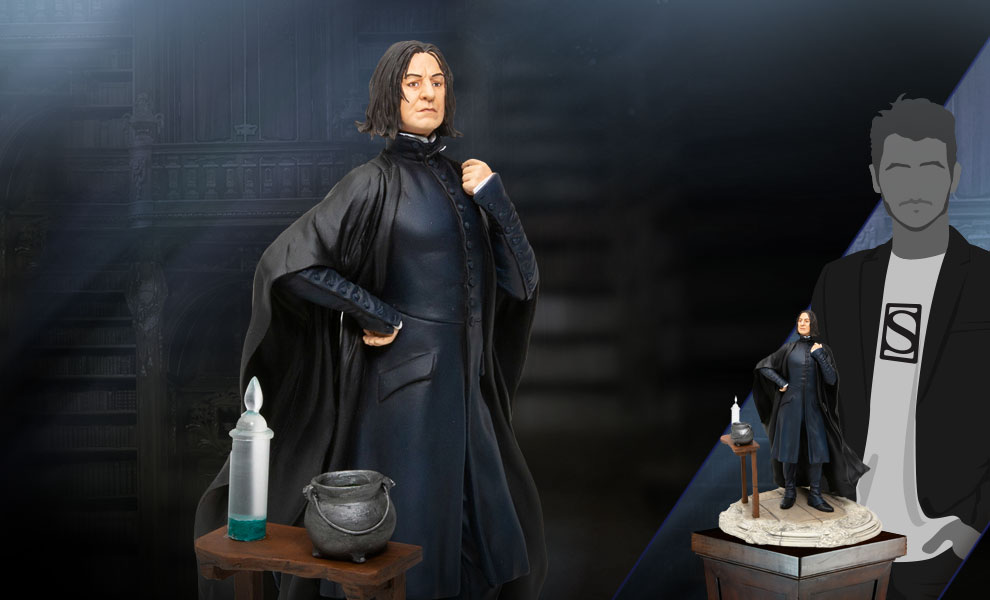 Gallery Feature Image of Snape Figurine - Click to open image gallery