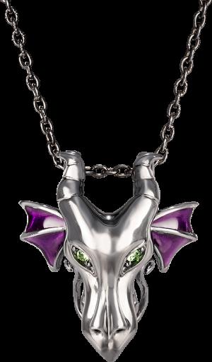 Maleficent Dragon Pendant Jewelry