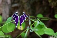 Gallery Image of Maleficent Dragon Wing Earrings Jewelry