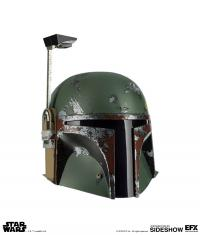 Gallery Image of Boba Fett Precision Crafted Helmet Replica