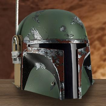 Boba Fett Precision Crafted Helmet Star Wars Replica