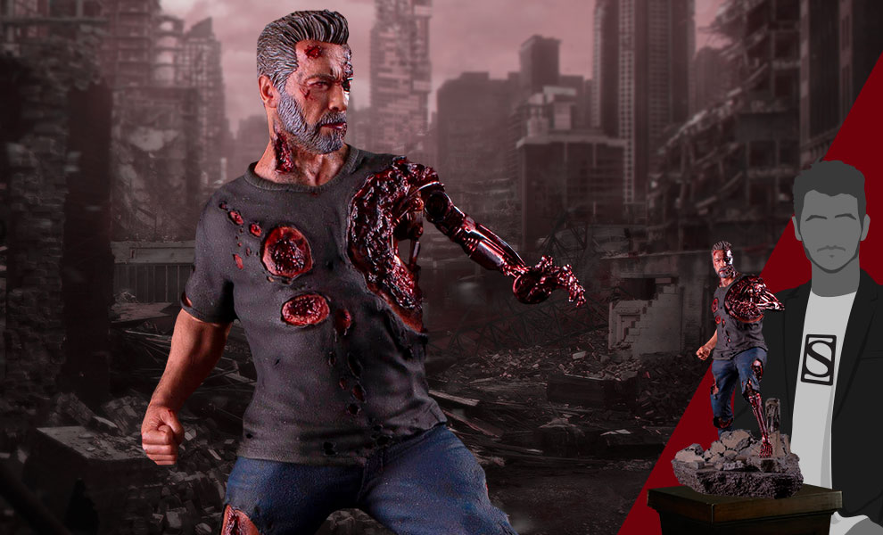 Gallery Feature Image of T-800 Statue - Click to open image gallery