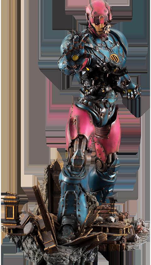 Iron Studios Sentinel #1 Statue