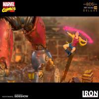 Gallery Image of X-Men VS Sentinel #1 (Deluxe) 1:10 Scale Statue
