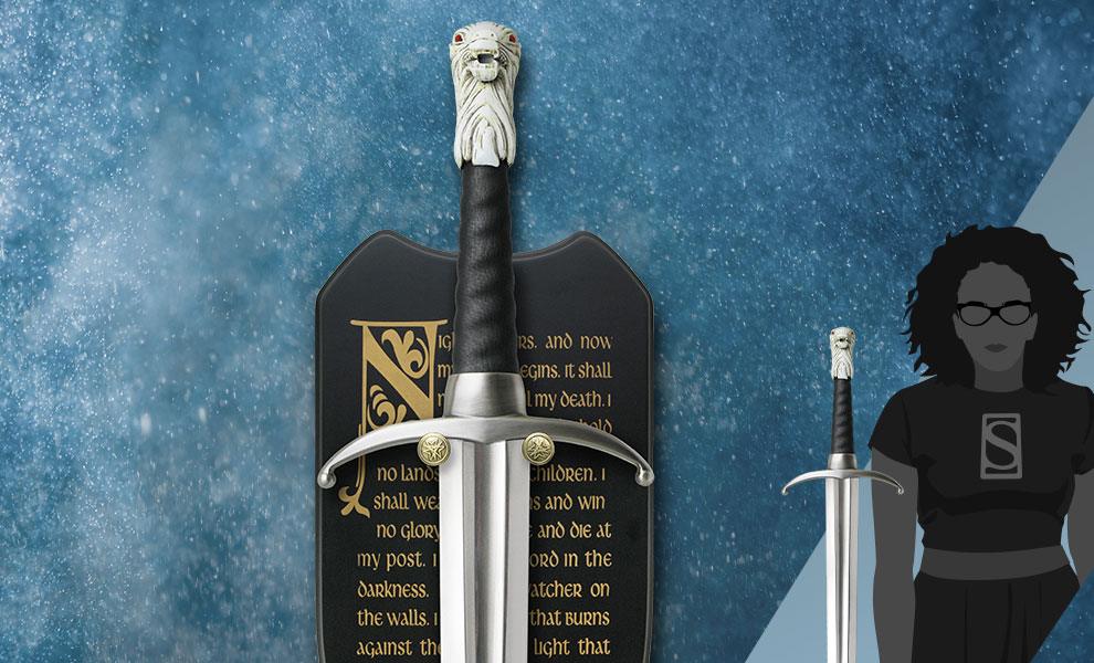 Gallery Feature Image of Longclaw Replica - Click to open image gallery