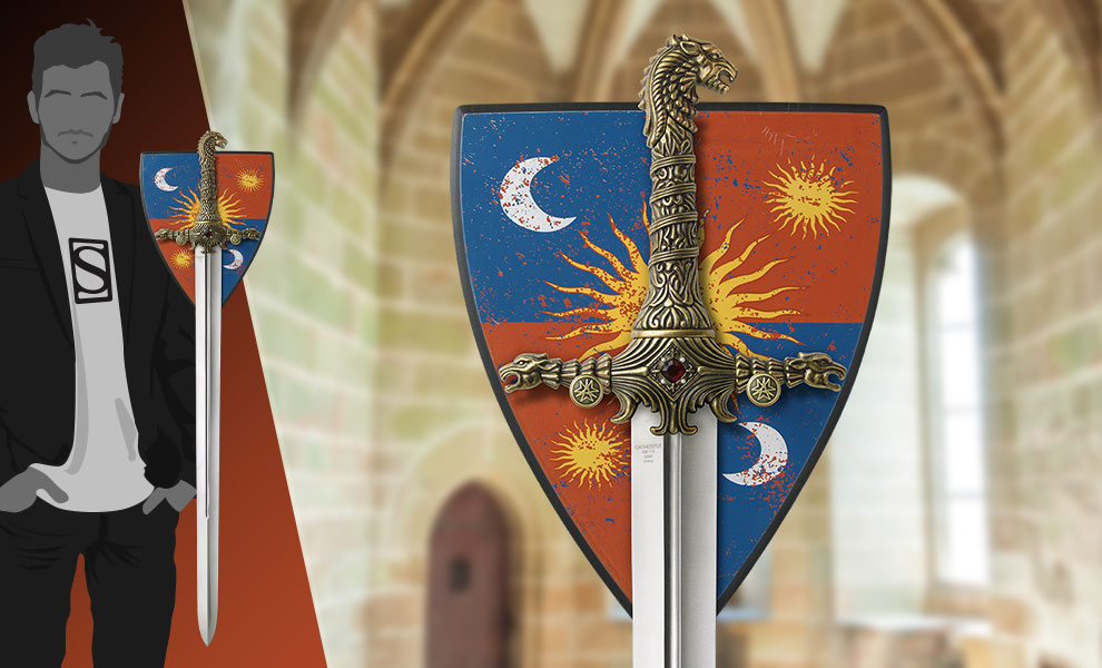 Gallery Feature Image of Oathkeeper Replica - Click to open image gallery