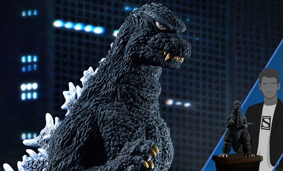 Gallery Feature Image of Godzilla (1984) Figure - Click to open image gallery