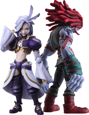 Kuja & Amarant Coral Collectible Set