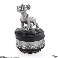 Gallery Image of Simba Music Carousel Pewter Collectible