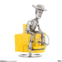 Gallery Image of Woody Music Carousel Pewter Collectible
