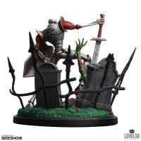 Gallery Image of Sir Dan Fortesque Statue