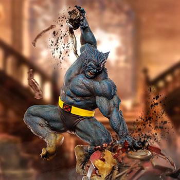 Beast Marvel 1:10 Scale Statue