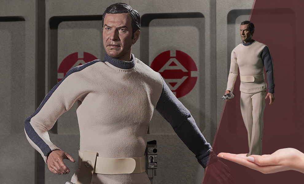 Gallery Feature Image of Commander John Koenig Sixth Scale Figure - Click to open image gallery