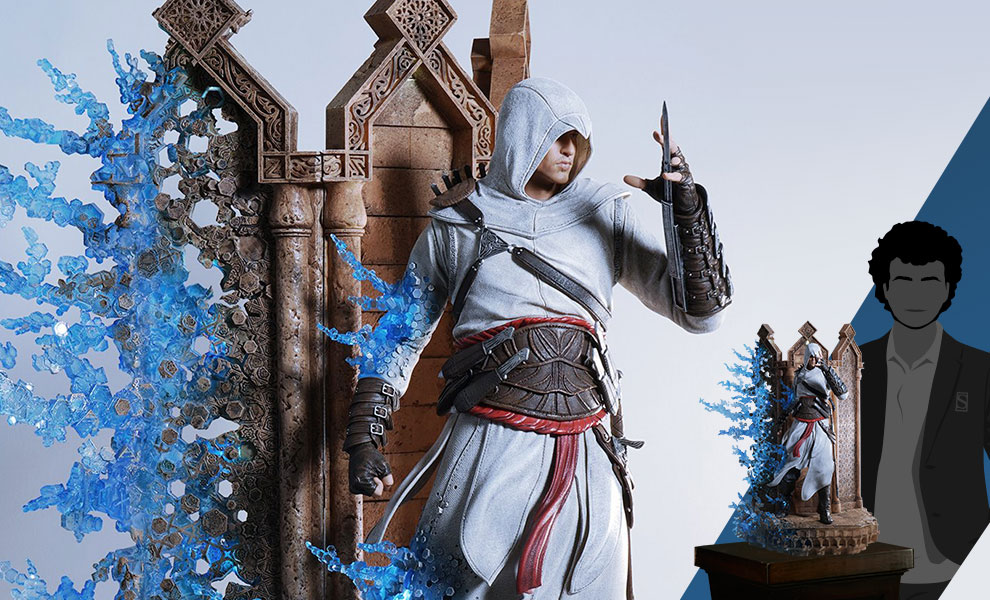 Gallery Feature Image of Animus Altair Statue - Click to open image gallery
