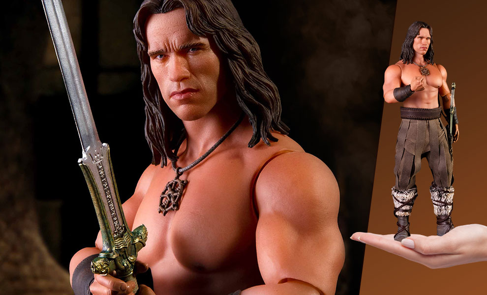 Gallery Feature Image of Conan the Barbarian Sixth Scale Figure - Click to open image gallery