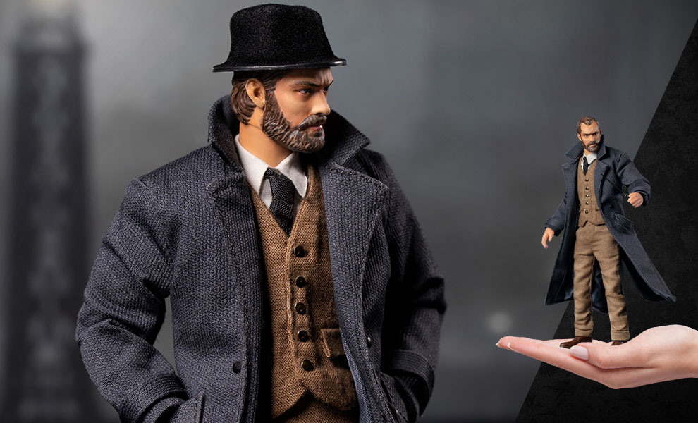 Gallery Feature Image of Albus Dumbledore Action Figure - Click to open image gallery