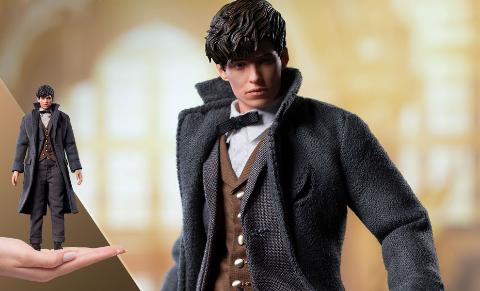 Gallery Feature Image of Newt Scamander Action Figure - Click to open image gallery