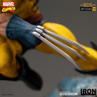 Gallery Image of Wolverine 1:10 Scale Statue