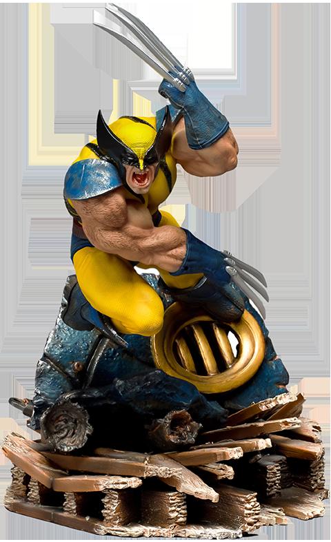 Iron Studios Wolverine Statue