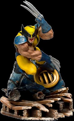 Wolverine 1:10 Scale Statue