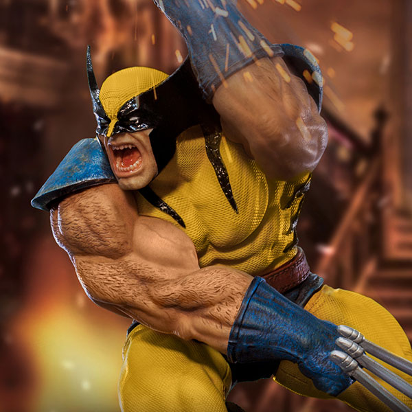 Wolverine Marvel 1:10 Scale Statue