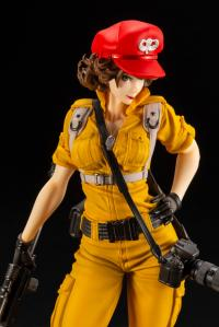 Gallery Image of Lady Jaye (Canary Ann Color Variant) Statue