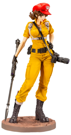 Lady Jaye (Canary Ann Color Variant) Statue