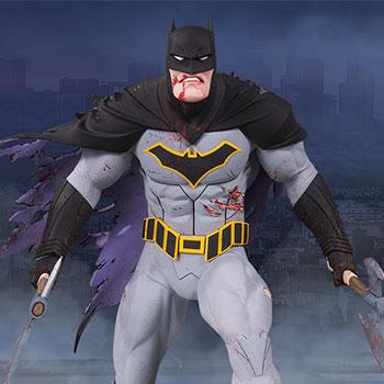 Metal Batman (Mini) DC Comics Statue