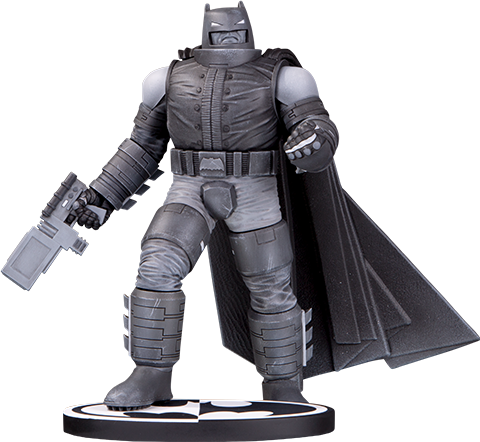 DC Collectibles Armored Batman Statue