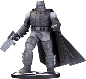 Armored Batman Statue