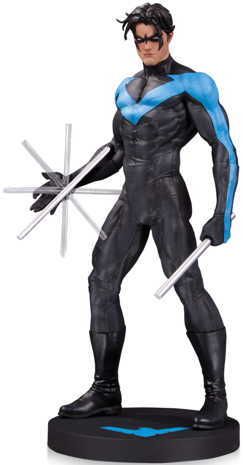 DC Direct Nightwing (Mini) Statue