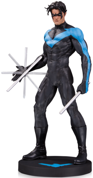 Nightwing (Mini) Statue