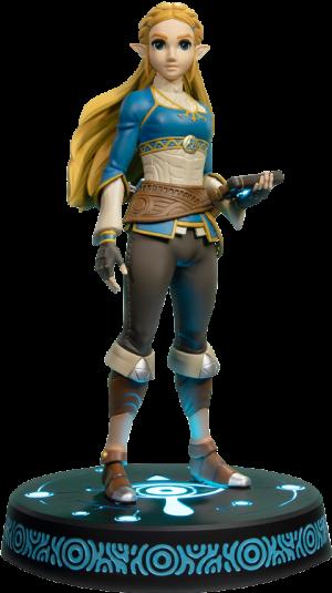 The Legend of Zelda: Breath of the Wild Zelda (Collector's Edition) Statue