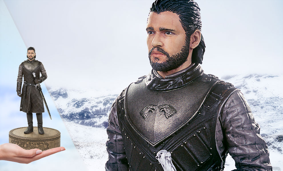 Gallery Feature Image of Jon Snow Figure - Click to open image gallery