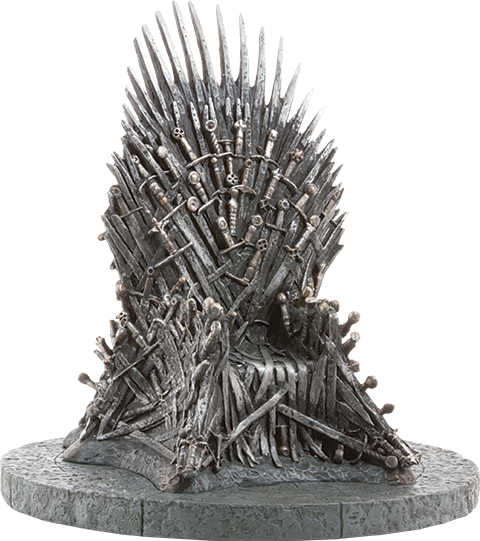 Dark Horse Comics Iron Throne Replica