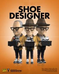 Gallery Image of Shoe Designer Vinyl Collectible