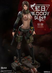 Gallery Image of Bloody Sun - Dum Statue