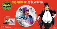 Gallery Image of Penguin Silver Coin Silver Collectible