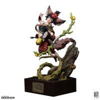 Gallery Image of Jade Fox Statue