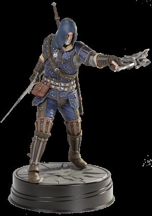 Geralt Grandmaster Feline Figure